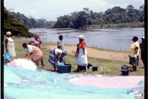 Klamboe projecten Bovenlandse Inheemsen en Oost-Suriname