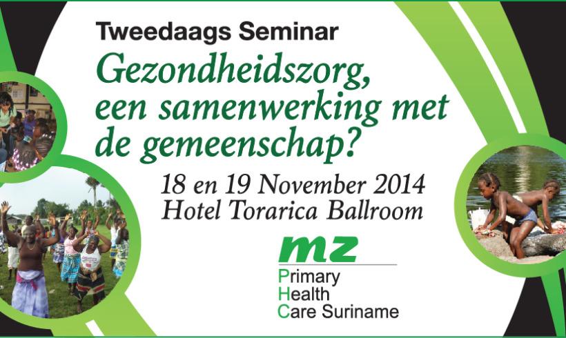 MZ organiseert seminar over participatie in de gezondheidszorg