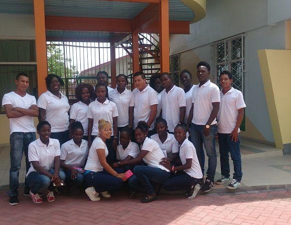 Eerstejaars GZA-opleiding 2015 maken frisse start