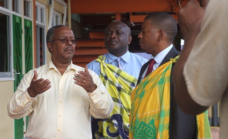 Bezuiniging medische zorg besproken tijdens werkbezoek minister van Volksgezondheid
