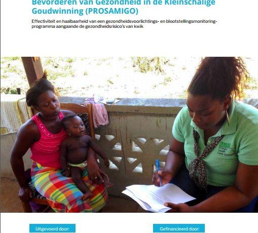 Resultaten Prosamigo project gepubliceerd