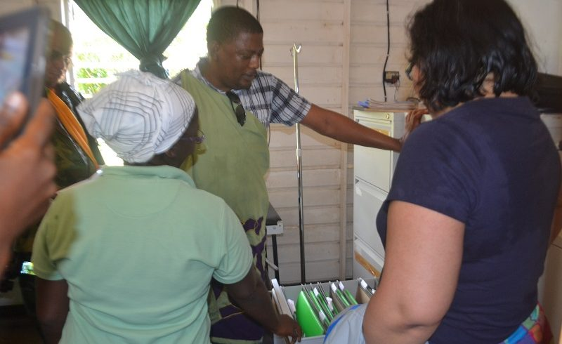 Minister of Health impressed with work of MZ in the hinterlands