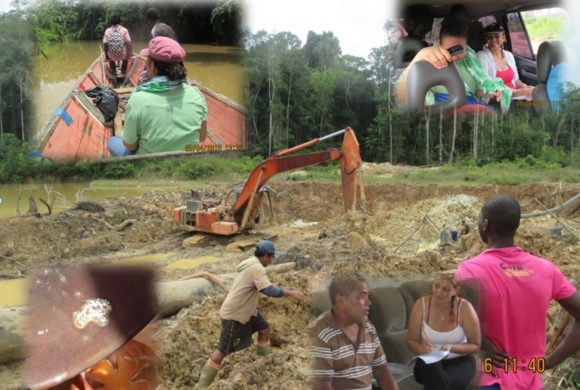 PROSAMIGO: Promoting Health in Small Artisanal Mining of Gold