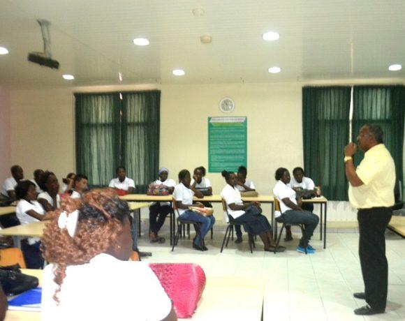 MZ verwelkomt nieuwe GZA studenten