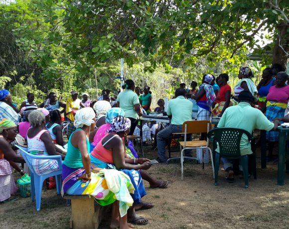 Regio Boven Suriname gedenkt ook Wereld diabetes dag