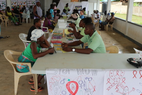 Brownsweg organizes Health day