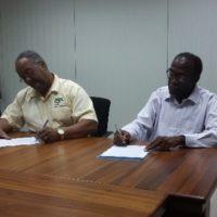 Stichting Medische Zending Primary Health Care Suriname (MZPHCS) en De Stichting One Stop Shop voor Chronische Ziekten (OSS) tekenen Convenant.