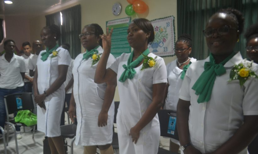 Health Care assistants receive Diploma