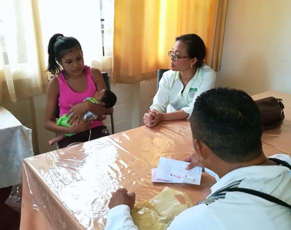 Doorgangshuis Medische Zending voorkomt moeder- en kindersterfte binnenland
