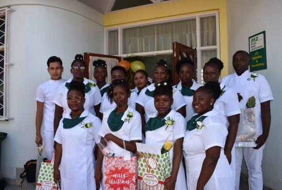 Medische Zending is dertien Gezondheidszorg Assistenten rijker