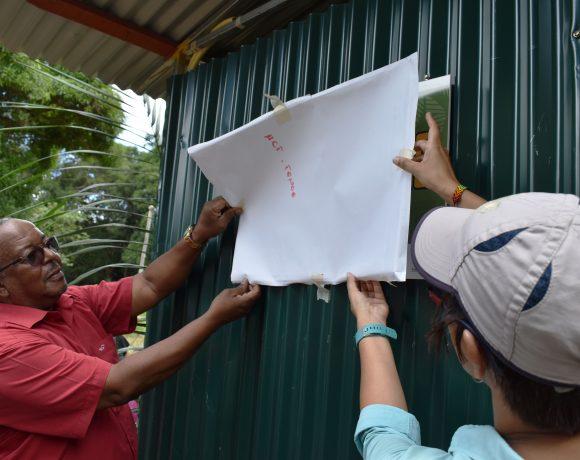 Medische Zending en ACT openen waterleidingproject Peleletepoe