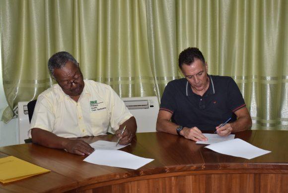 MZ en Kidsclinic ondertekenen MoU