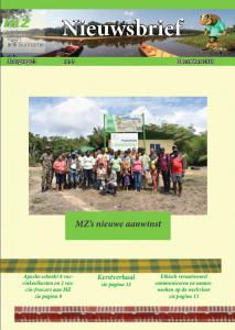 MZ Nieuwsbrief jaargang 23 nr. 3 / December 2019
