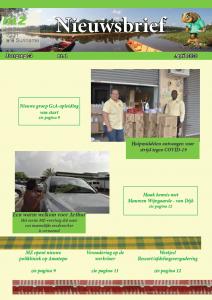 MZ Nieuwsbrief jaargang 24 nr. 1 / April 2020