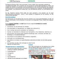 Vacature: Opleiding tot Gezondheidszorg Assistent