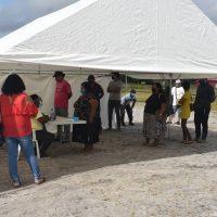Medische Zending vaccineert 155 personen te Powakka