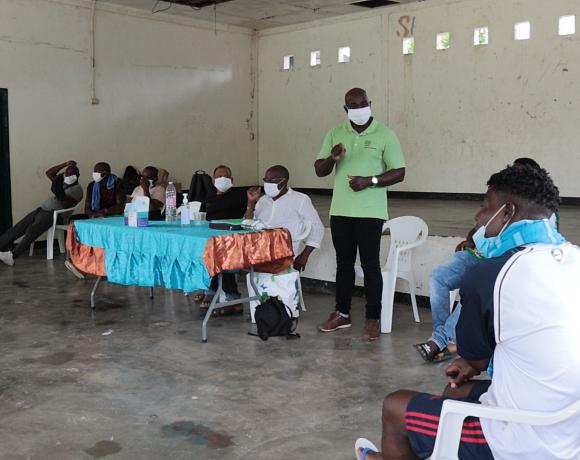 Medische Zending bezorgd: vaccin-bereidheid zeer laag onder binnenland bewoners